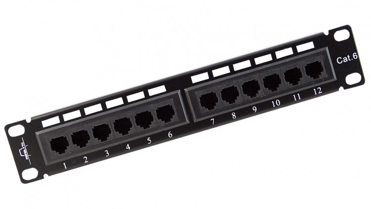 PATCH PANELS Y CABLES